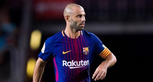 رسميا...ماسكيرانو يرحل عن برشلونة