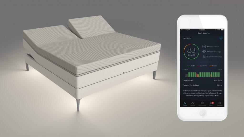 ابتكار سرير ذكي جديد يمنعك من الشخير ليلا