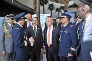 غوتيريس يزور معرض القوات المسلحة الملكية بقمة الاتحاد الإفريقي