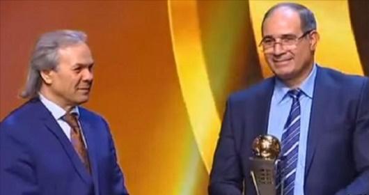 الزاكي أفضل مدرب في الجزائر لعام 2017