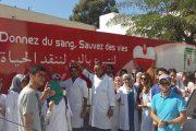 وزارة الصحة: حملة التبرع بالدم تسد حاجيات 10 أيام من المخزون