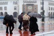 حالة الطقس..الرباط تسجل أعلى التساقطات المطرية خلال 24 ساعة