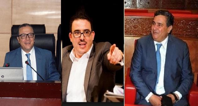 الحكم على بوعشرين بأداء 45 مليون سنتيم لأخنوش وبوسعيد