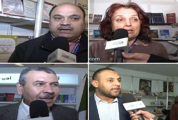 بالفيديو.. دور نشر عربية تثمن مشاركتها في المعرض الدولي للكتاب بالدار البيضاء