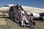 وفاة معتمر مغربي على متن طائرة سعودية فوق الأجواء المصرية