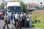 اعتقال المعتدي على سائقي السيارات بالطريق المداري للمحمدية