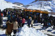 موجة البرد.. وزارة الداخلية تكشف حصيلة المساعدات الإنسانية