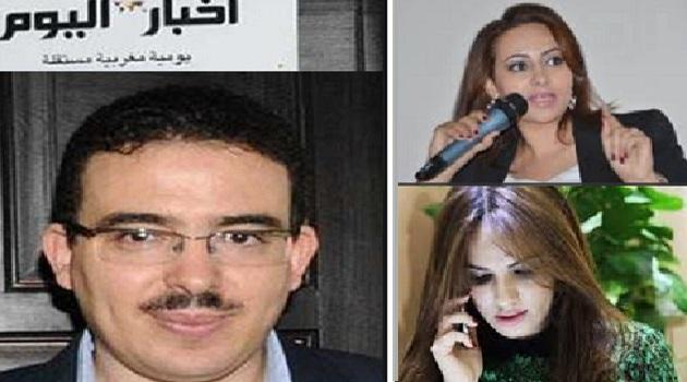 استدعاء الصحفيتين باكور ومكريم على خلفية قضية بوعشرين