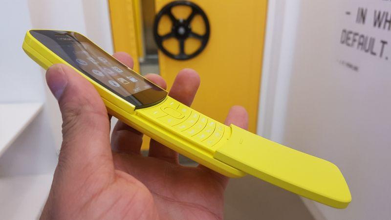 نوكيا تعيد اطلاق هاتف 8110 بعد 20 عاما.. تعرف على مواصفات النسخة الجديدة!