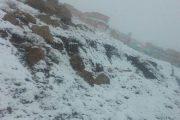 طقس نهاية الأسبوع بارد وثلوج كثيفة تغطي هذه المناطق