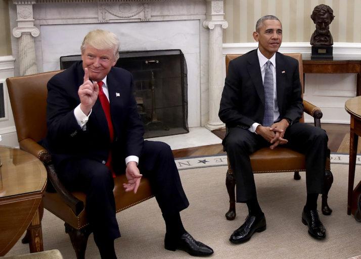 في تطور مثير.. ترامب يتهم أوباما بالتواطؤ مع روسيا