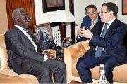 غانا تجدد دعمها للمغرب في قضية الصحراء