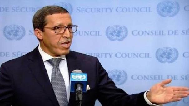 انتخاب السفير عمر هلال رئيسا للجنة ميثاق الأمم المتحدة
