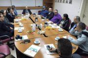 نقابة الصحافة تتبرأ من إعلاميين زاروا إسرائيل