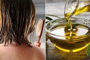 فوائد زيت الزيتون للشعر.. كيف تستخدمه في وصفات علاجية؟