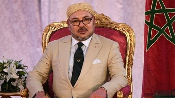 الملك يدين بشدة هجوم باريس الإرهابي ويصفه بالعمل