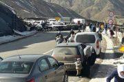 """السلطات تعيد فتح طريق """"تيزي نتيشكا"""" بعد انهيار جبلي"""