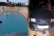 مصرع 4 نساء من عائلة واحدة في حادث غرق سيارة بحوض مائي