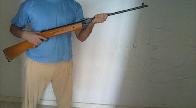 تازة.. شخص يطلق النار على جاره وابنه بسبب رهن شقة