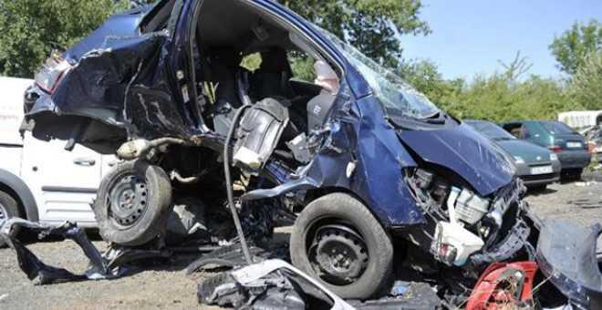مصرع 4 أشخاص وإصابة 6 آخرين في حادثة سير بين البيضاء والرباط