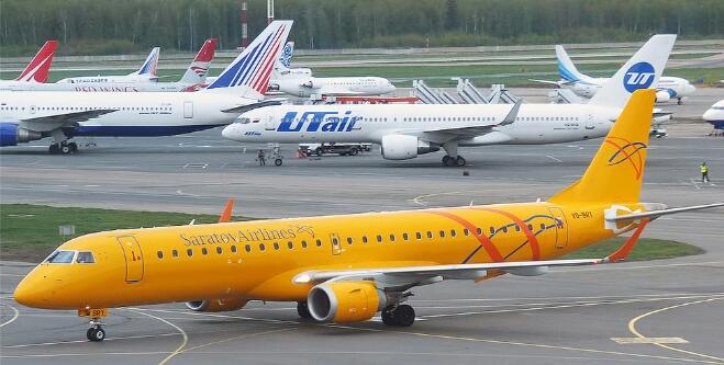 روسيا.. تحطم طائرة بعد إقلاعها يخلف 71 قتيلا