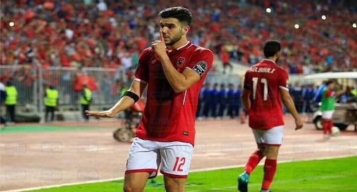 أزارو ينفرد بصدارة هدافي الدوري المصري