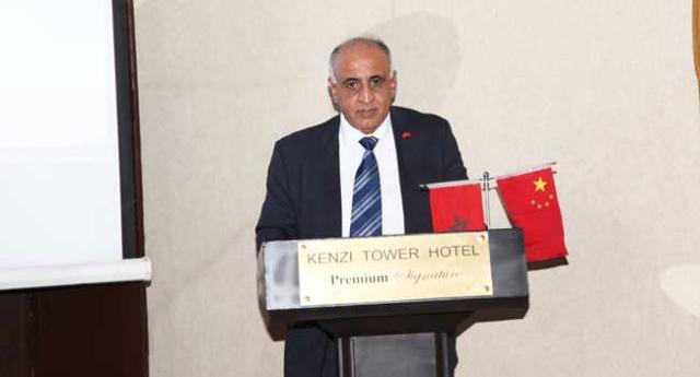 محمد خليل: القرار الملكي ضاعف عدد السياح الصينيين المتوافدين على المغرب