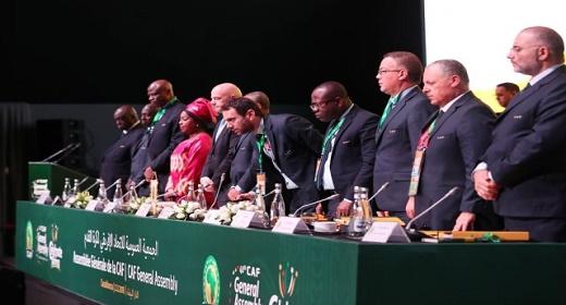 انطلاق أشغال الجمعية العمومية للكاف بالمغرب