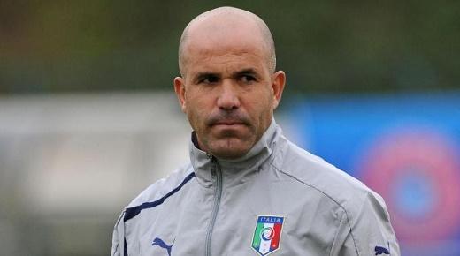 مدرب مؤقت للمنتخب الإيطالي