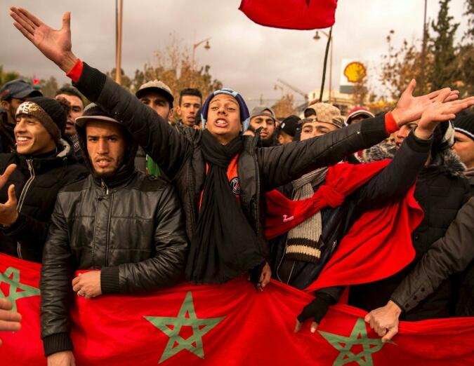 نشطاء جرادة يعلنون 17 فبراير محطة الحسم