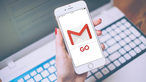 جوجل تطلق تطبيق Gmail Go للهواتف الذكية بـ