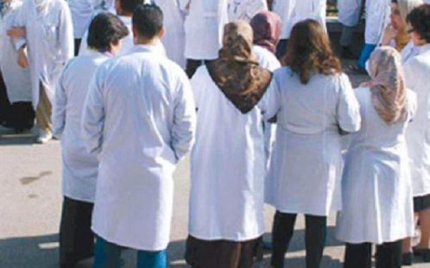 أطباء المستشفيات العمومية يضربون عن العمل غدا الثلاثاء