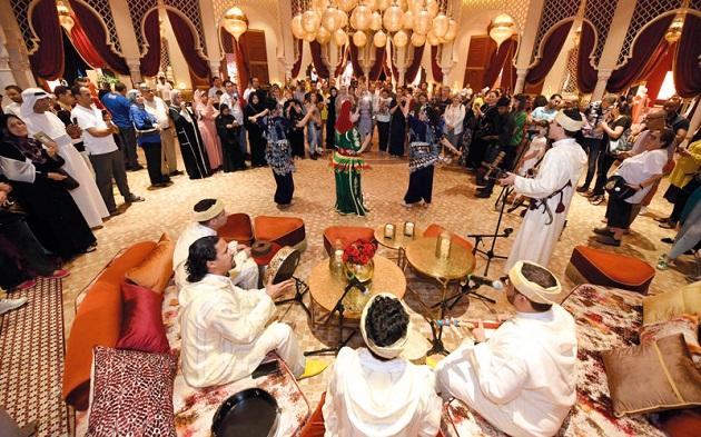 المغرب في أبو ظبي  يختتم فعالياته بنجاح باهر - مشاهد 24