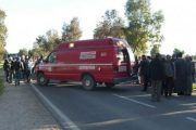 مصرع 3 أطفال في حادثة سير بين برشيد وبن احمد