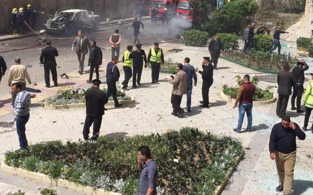مصر.. قتلى وجرحى في انفجار سيارة مفخخة بالإسكندرية
