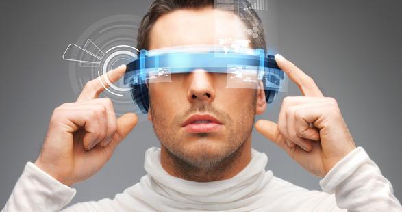 اختبار نظارة ذكية متطورة يمكن استخدتمها لأهداف أمنية !