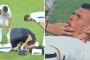 بالفيديو.. إنقاذ حياة لاعب منتخب سلوفاكيا من الموت خلال مباراة ودية