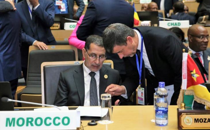 العثماني يمثل المغرب في القمة الاستثنائية للاتحاد الإفريقي