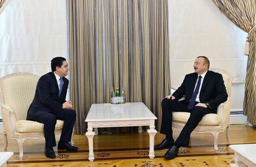 بوريطة يحظى باستقبال خاص بأذربيجان ويوقع اتفاقيات هامة