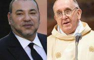 الملك يهنئ البابا فرانسيس ويؤكد حرصه على تعاون لإشاعة الأمل
