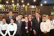 معرض تجهيزات الفندقة والترفيه يجمع ساجد وزاهود