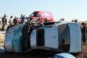 مصرع ثلاثة أشخاص إثر انقلاب سيارة قرب ميدلت