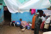 شفشاون.. حملة لإنقاذ أرملة وأبنائها قبل انهيار منزلهم فوق رؤوسهم