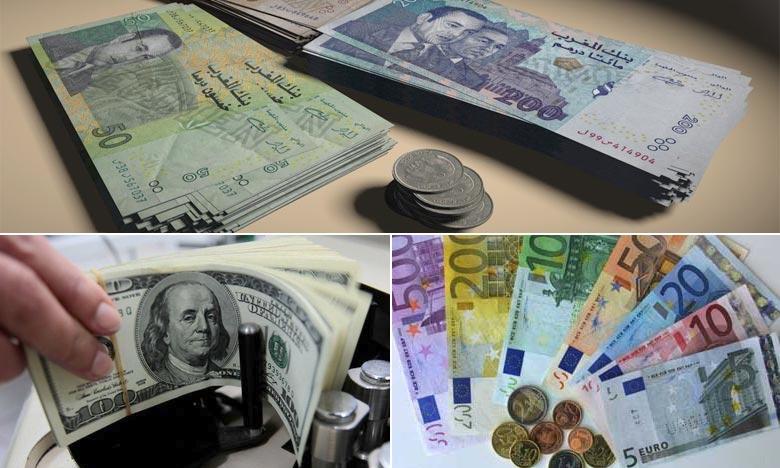 بنك المغرب: الدرهم سجل ارتفاعا أمام الأورو وتراجعاً أمام الدولار