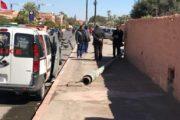 سقوط عمود كهربائي بسبب الرياح يرسل تلاميذ بمراكش للمستعجلات