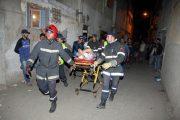 مقتل طفلة وإصابة 4 أشخاص بوزان في حادث انفجار
