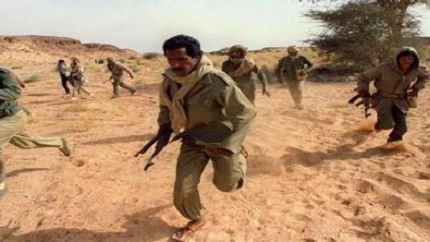 عصابات البوليساريو تعترض سبيل جمهور الرجاء البيضاوي