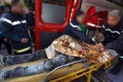 رجل يضرم النار في جسده بأكادير بعد خلاف حاد مع زوجته