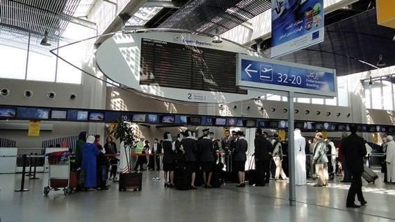 مطار البيضاء من بين أفضل مطارات العالم خلال 2017
