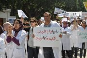 أطباء القطاع العام ينتفضون ويقررون شلّ المستشفيات بإضراب وطني